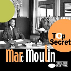 2001_Marc_Moulin_Top_Secret_2001 (Marc Wathieu) Tags: rock pop vinyl cover record sleeve music belgium coverart belgique pochette cd indie artwork vinylcover sleevedesign