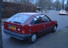 Opel Kadett E2 1.4i LS 18-6-1990 YN-61-NL (Fuego 81) Tags: opel kadett e e2 1990 yn61nl onk sidecode4 firstowner 1eeigenaar nshj82