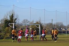 Cheshunt FC 'A' 3-0 Hampstead Heath Lions FC (24-2-18) (56) (Local Bus Driver) Tags: cheshunt fc a 30 hampstead heath lions 24218