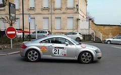 #21 Audi TT - 02 (kinsarvik) Tags: castillonlabataille gironde bordeauxaquitaineclassic rallye rally
