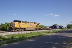 UP 7689 (KB5WK) Tags: unionpacific