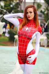 IMG_0320 (willdleeesq) Tags: cosplay cosplayer cosplayers coslosseum coslosseum2018 marvel marvelcomics spiderman spiderwoman spidergirl spinneret maryjanewatson