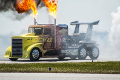 Shockwave the Jet Truck (Thomas Vasas Photography) Tags: transportation trucks jettrucks technology airshows thunderinthevalleyairshow2017 columbus georgia