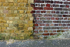 Brick Wall (only lines) Tags: brick wall margate