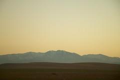 Atlas Dusk (TravellingMiles) Tags: morocco atlasmountains sky sunset landscape
