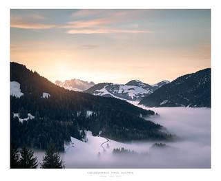 Kaisergebirge, Austria