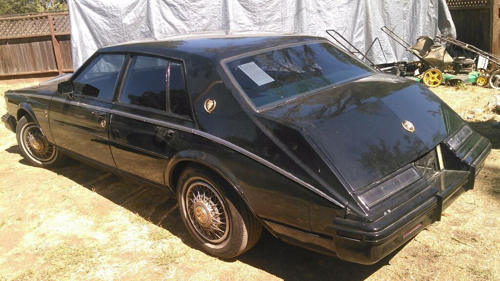 9d9ec4dbb100e7 1985 Cadillac Seville Gucci (smokuspollutus) Tags  1985 cadillac seville  gucci