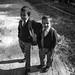 Brothers (wilsonchong888) Tags: leicamsummilux35mmf14asphii m10 leica streetphotography nepal kathmandu black white brother kids