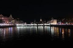 Zürich, 31.1.18 (ritsch48) Tags: zürich mühlesteg limmat rudolfbrunbrücke