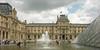 paris-3586-ps-w (pw-pix) Tags: fountains pools pyramid pyramidedulouvre glass stone flag people louvre museedulouvre paris france europe europe2006 scandinavia2006