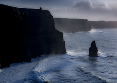 The Cliffs (whidom88) Tags: cliff moher co clare ireland wild atlantic way