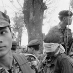 Vietnamese Soldiers Holding Prisoners During Second Offensive in Saigon thumbnail
