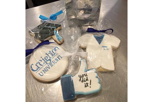 Medical School Graduation Cookies