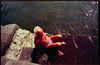 (Neapolitan Stars & Bars) (Robbie McIntosh) Tags: leicamp leica mp rangefinder streetphotography 35mm film pellicola analog analogue negative leicam elmarit analogico leicaelmarit28mmf28iii elmarit28mmf28iii dyi selfdeveloped filmisnotdead autaut candid tetenalcolortecc41 kodakportra160 kodakportra portra kodak beach tan seaside bathers strangers swimsuit naked speedo necklace starspangledbanner starsstripes usa america