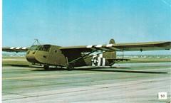 Postcrossing US-5145454 (booboo_babies) Tags: glider airplane museum worldwarii texas postcrossing