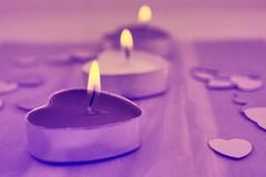Heart Shaped (tanyalinskey) Tags: heartshaped heart flame candles smileonsaturday