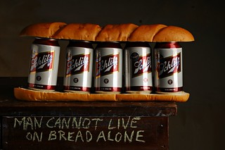 Man Cannot Live on Bread Alone