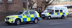 BCH Firearms Unit - OU17 BKA & Beds Police - OU59 DHL (999 Response) Tags: bch firearms unit ou17bka police ou59dhl bedfordshire bmw ford