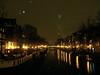 Prinsengracht Canal & Westerkerk Church, Amsterdam (DaftPunk96) Tags: night canal prinsengracht westerkerk