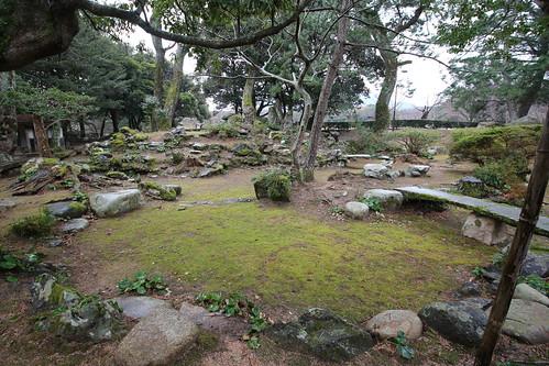 Nashiba Family Tearoom Garden