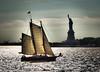 Sailing Sunset (Megan Crandlemire Photography) Tags: 52magicmondays batterypark fortwadsworth megancrandlemirephotography newyorkcity olympus olympusem1 statenisland statueofliberty