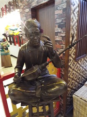Shopping in Yogyakarta Indonesis (sean and nina) Tags: shop shopping yogya yogja yogyakarta indonesia indonesian isle island java south east asia asian indoor inside statue ornament figure figurine clothes culture cultural style