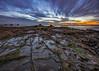Moss beach sunset 10 (logical_j) Tags: sonya7rii sony california halfmoonbay longexposure twilight tidepool cloud rock beach oceanview seascape sunset