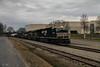 CSX Q539 at Cartersville (travisnewman100) Tags: csx norfolk southern hlcx helm leasing emd sd70m sd402 sd70m2 train railroad freight manifest wa subdivision cartersville georgia atlanta division locomotive q539