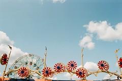 Coney Island (teacup_dreams) Tags: coney island 35mm film new york chinon