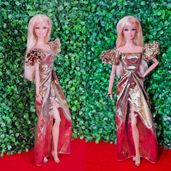 Summer Weckhen at GRD Awards (Fake Royalty) Tags: barbie basics target red dynasty alexis dress