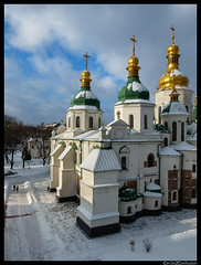 Kiev, Ukraine (Cercle2Confusion) Tags: cathedral cercle2confusion kiev saintesophie ukraine соборсвятоїсофії