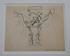 La Crucifixion - ink drawing by Pablo Picasso, 1932 (Monceau) Tags: pablopicasso picasso crucifixion ink drawing