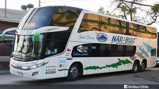 Marcopolo Paradiso G7 1800 DD / Nar Bus / Nº 344
