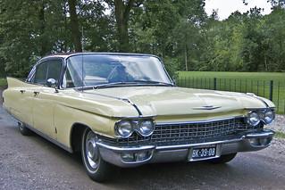 Cadillac Sixty Special Fleetwood Sedan (1960)