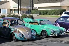 Cars & Coffee Jan 2018 (Pro Photo Photography) Tags: carsandcoffee vw empi chevy impala custom hot rod stockton mexicangrafitti ford cheve hotrod whitewall dodge beetle bug camper