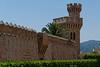 Palma de Mallorca. Wall with tower (Peter Goll thx for +6.000.000 views) Tags: 2014 mallorca urlaub palma spain spanien wall tower mauer turm insel island