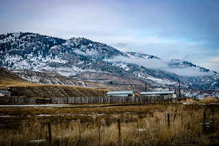Snowy hills [Explored]