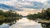 Beautiful reflection at Angkor (Haasnoot94) Tags: reflection river angkor wat tom thom mirror cambodia temple bayon siem reap