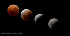 Super Blue Blood Moon (Total Lunar Eclipse 31-Jan-2018) (xeiss) Tags: 2018 31st amazing australia blood blue eclipse january longexposure lunar lunareclipse melbourne moon night red super total