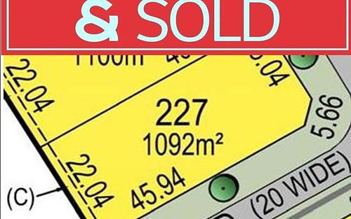 Lot 227 Stanley Drive, Beechwood NSW
