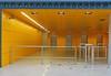 C1 - access control (heinzkren) Tags: drehkreuz gebäude building indoor architektur architecture geometie geometry eingang entrance entree sperre turnstile canon powershot yellow color farbe gelb aufzug lift zugang zugangskontrolle wien vienna rivergate brigittenau handelskai