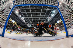 """Kansas City Mavericks vs. Cincinnati Cyclones, February 3, 2018, Silverstein Eye Centers Arena, Independence, Missouri.  Photo: © John Howe / Howe Creative Photography, all rights reserved 2018. • <a style=""""font-size:0.8em;"""" href=""""http://www.flickr.com/photos/134016632@N02/40086504422/"""" target=""""_blank"""">View on Flickr</a>"""