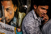 Untitled (koushiksinharoy1) Tags: streetphotography poster series visualstorytelling kolkata india afternoon gun phone mobile cellphone boy friendship bruise cut posture photography image moment contrast character