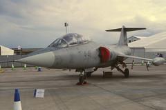 TF-104GM Starfighter (Pentakrom) Tags: riat fairford 2003 lockheed f104 starfighter italian air force mm54554