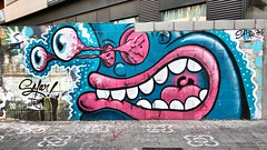 Febrer 07. Poblenou, Barcelona.