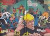 Starblast #2 / splash panel (micky the pixel) Tags: comics comic heft superhero marvel herbtrimperalphcabrera gladiator hyperion perun captainmarvel ikaris vanguard blackbolt lockjaw darkstar binary imperialguard starblast