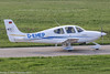 D-EHEP - 2005 build Cirrus SR20 G2, taxiing for departure on Runway 24 at Friedrichshafen during Aero 2017 (egcc) Tags: 1486 aero aerofriedrichshafen aerofriedrichshafen2017 bodensee cirrus cirrusdesign dehep edny fdh friedrichshafen g2 lightroom n384cd sr20