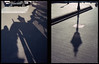 Shadows (jmvanelk) Tags: olympuspenee2 expiredfilm filmisnotdead analog kodakgold200 shadows noordwijk businessclass tv halfframe halfkleinbeeld