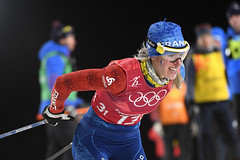 Ski de fond - Relais femmes (France Olympique) Tags: 2018 coree country cross crosscountry fond jeux jeuxolympiques jo korea ladies olympic olympicgames olympics olympiques pyeongchang relais relay ski skiing south sport sud winter women coréedusud