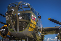 B-25 Mitchell (calkothrade2) Tags: aviationphotography acrobaticflying airdemonstrations airshows aircraft airplanes aviation bombers calkothrade colorfulimages fighters flyboys jetplane propplanes propeller vividpictures warbird warbirds noseart fixedwing jetairplane propellerairplane civilianaircraft militaryaircraft koreanwar vietnamwar